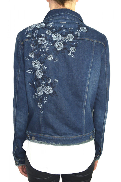 Tractr Embroidered Jacket