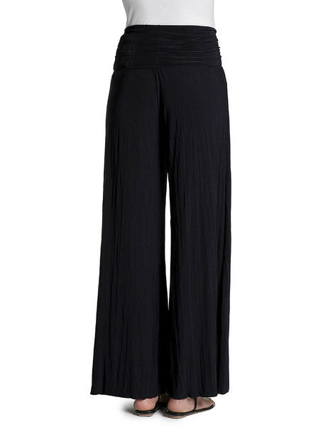 NIC+ZOE Feel Good Pant - Blk