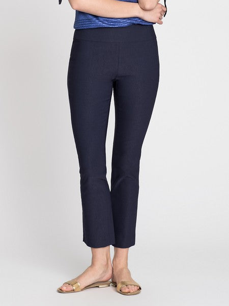 NIC+ZOE Crop Wonderstretch Pant