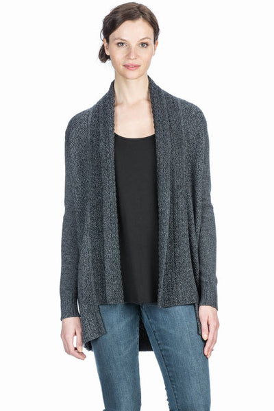 Lilla P Mixed Stitch Cardigan