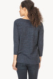 Lilla P 3/4 Sleeve Split Neck
