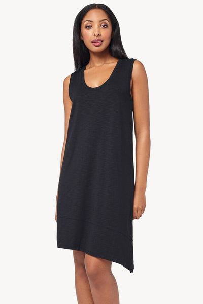 Lilla P Asymmetrical Dress