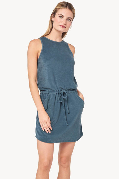 Lilla P Tie Waist Dress