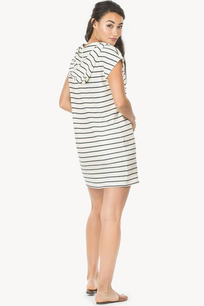 Lilla P Hooded Dress
