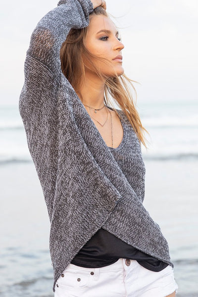 Wooden Ships Kiara V-Neck Sweater