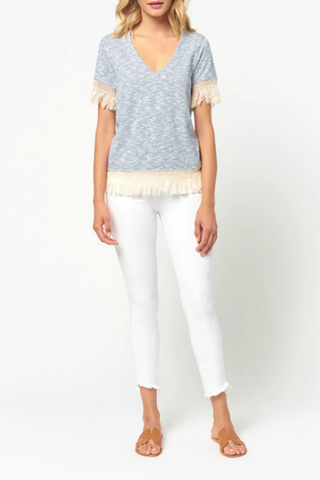 Maven Fringe Top