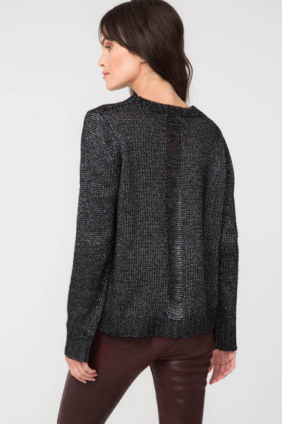 Feel the Piece Nightfall Sweater