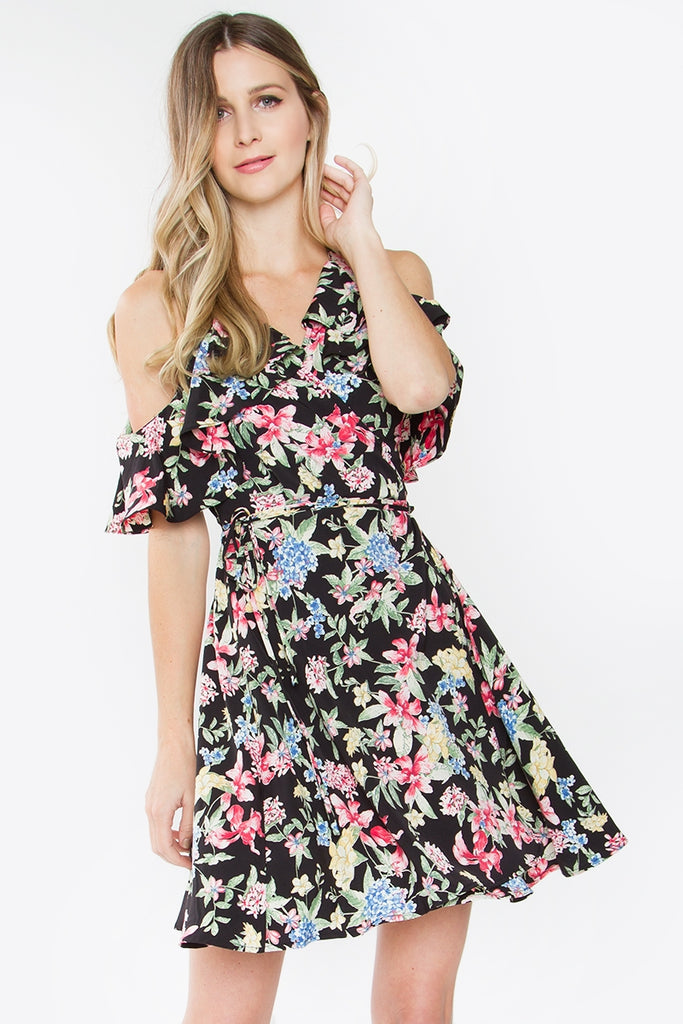 Sugarlips Budding Romance Dress