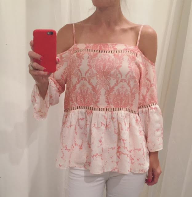 Sugarlips Evangeline Top