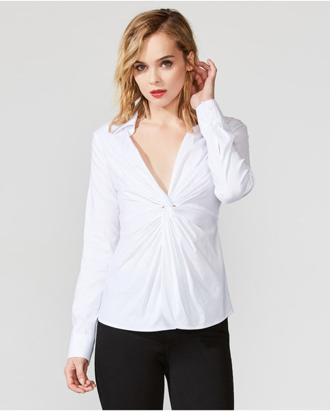 Bailey 44 Tallula Twist Front Shirt