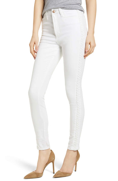 Joe's Jeans Charlie High Waist Skinny in Porscha