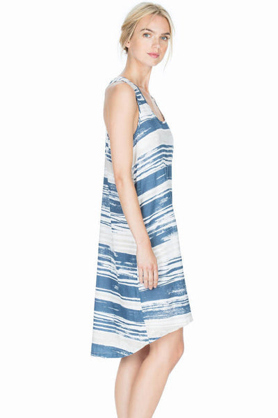 Lilla P Lapis High Low Dress