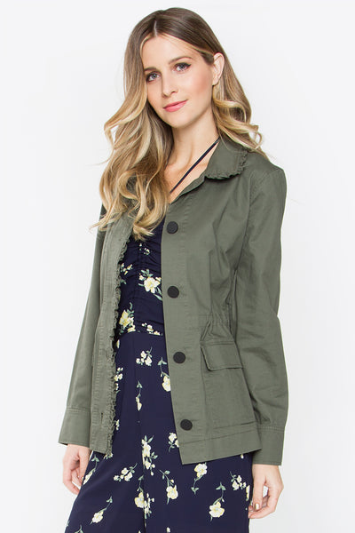 Sugarlips Military Boyfriend Jacket
