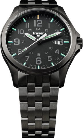 Traser P67 Officer Pro GunMetal Black 107868