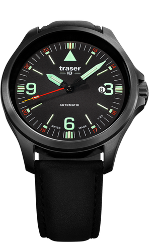 Traser P67 Officer Pro Automatic Black 108075