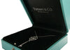 Tiffany & Co. Kaleidoscope Key Pendant in Platinum with Chain