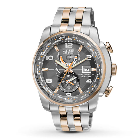 CITIZEN Eco-Drive AT9016-56H World Time A-T