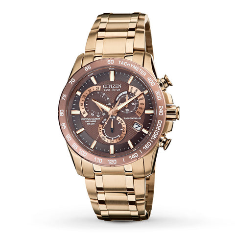 CITIZEN Eco-Drive AT4106-52X Perpetual Chrono A-T