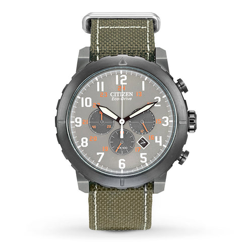 CITIZEN Eco-Drive CA4098-14H Military-Inspired