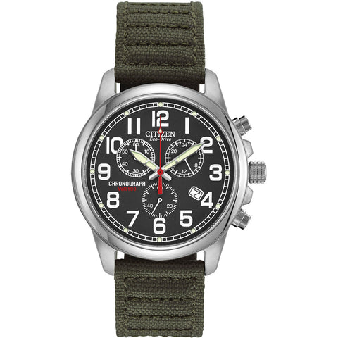 CITIZEN Eco-Drive AT0200-05E Military-Inspired
