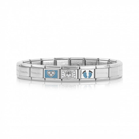 Composable Classic Bracelet Mom and Boy
