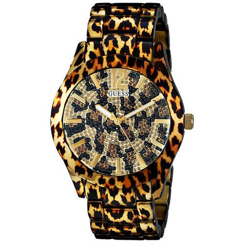 GUESS Women's Sporty Animal Magnetism U0001L2