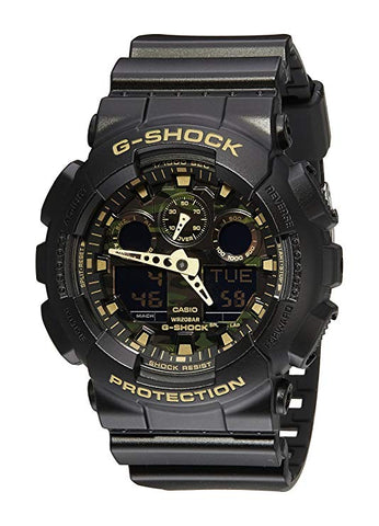 Casio G-Shock GA-100CF-1A9CR