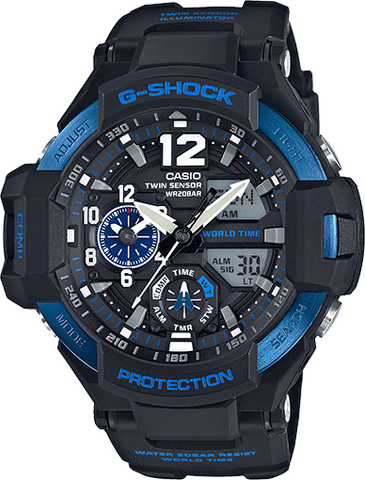 Casio G-Shock Master Of G GA1100-2B