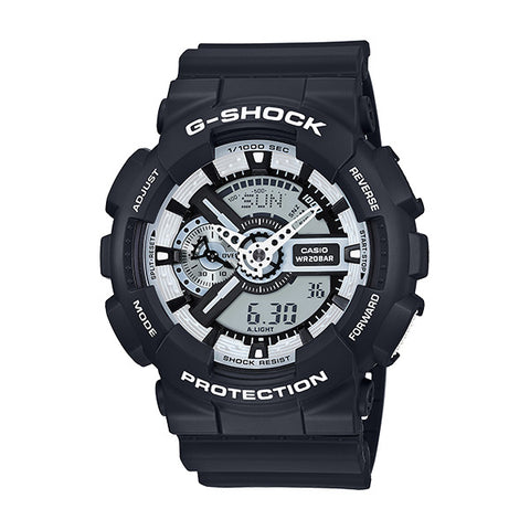 Casio G-Shock GA110BW-1A
