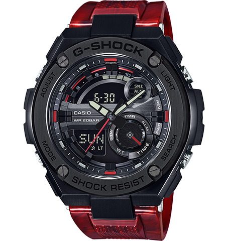 Casio G-Shock G-Steel GST210M-4A