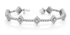 Art Deco Design Diamond Bracelet