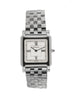 Tiffany&Co. White Stainless Steel Classic Wristwatch
