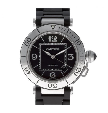 Cartier Automatic Stainless Steel Watch  2790