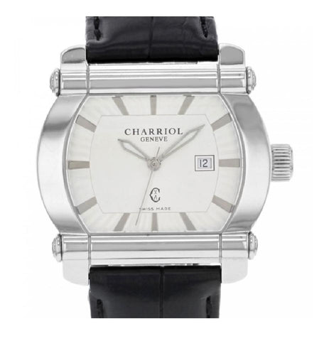 Charriol Columbus Actor Tonneau Quartz CCHTL