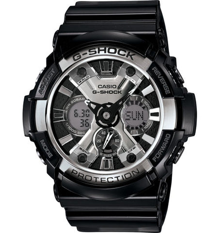 Casio G-Shock GA200BW-1A