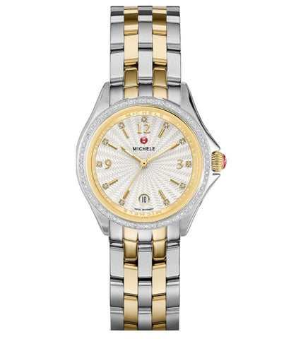 Michele Belmore Silver Dial Ladies MWW29A000009 Watch