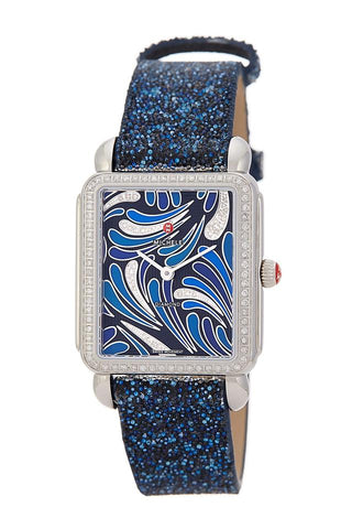 Michele Deco II Bijoux Diamond Ladies MWW06X000031 Watch