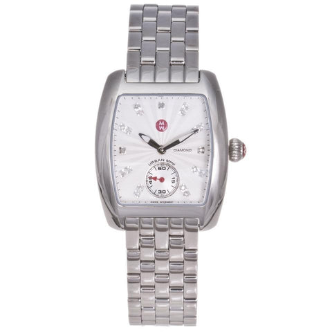 Michele Urban Mini Diamond Dial MW02A00A0942 Watch