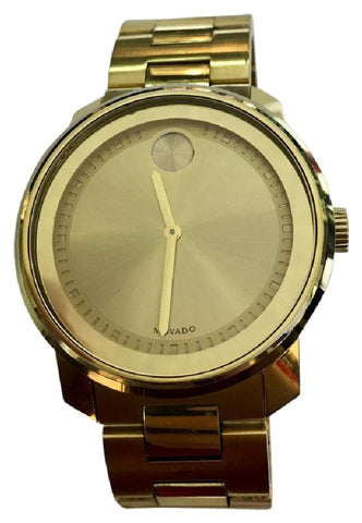 Movado Gold Gold-ion-plated Stainless Steel 3600258