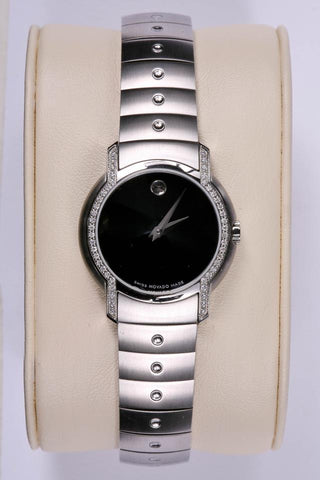 Movado Sports Edition Ladies Diamond Bezel W45841 Watch