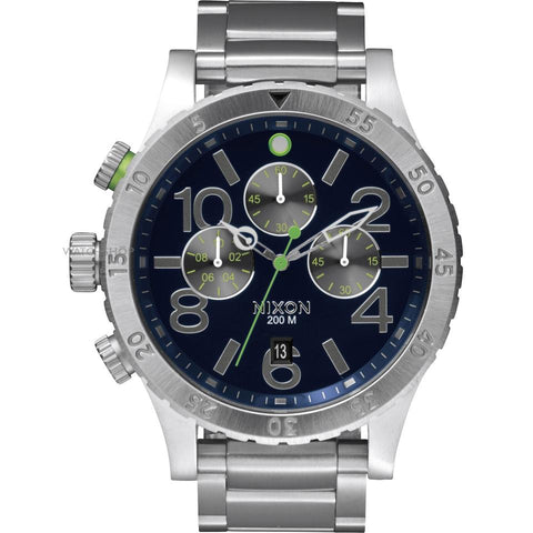 Nixon Mens THE 48-20 Chrono Chronograph A486 1981-00