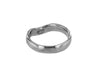 Tiffany & Co. Elsa Peretti Silver Curved Band Ring