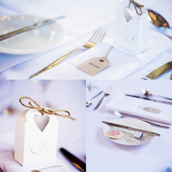 4 Reasons to Consider Belgian Chocolate Wedding Favours with Nirvana Chocolat by Melinda Leigh