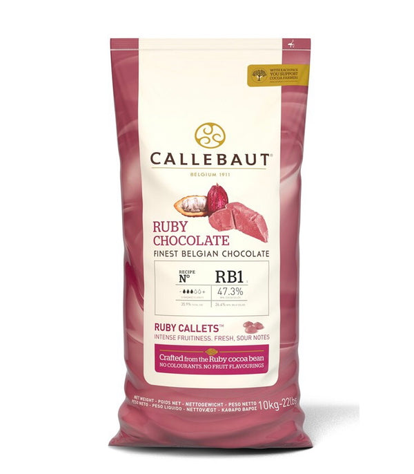 Ruby RB1 Belgian Chocolate