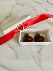 Belgian Chocolate Wedding Table Favours