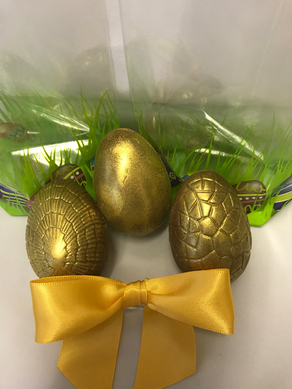 Belgian Chocolate Peppermint Easter Eggs Chingford London