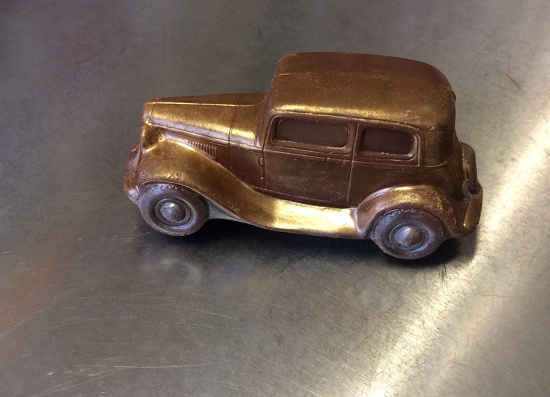Belgian Milk Chocolate Car