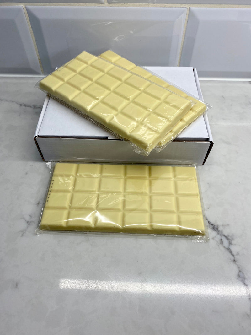 Zesty Lemon Chocolate Bar