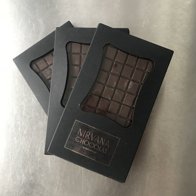 Dark Belgian Chocolate Bar (No Added Sugar)