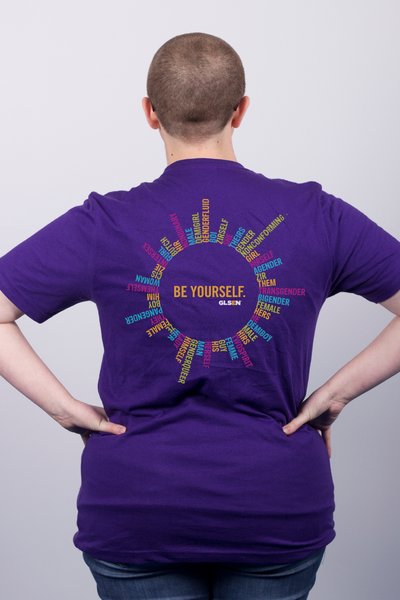 Be Yourself! Squad T-Shirt